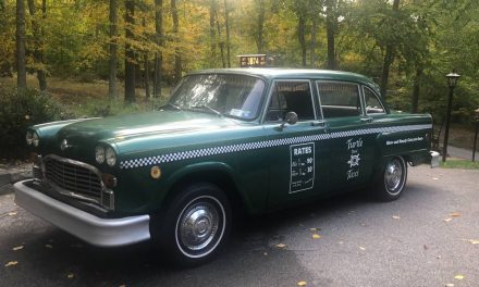 Slow and Thirsty: 1980 Checker Marathon A12 Taxi Cab – NOW $5,500