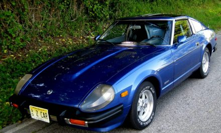 Paleo Nissan: 1981 Datsun 280ZX T-Top 5-Speed – SOLD!