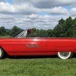 Simply Stunning: 1963 Ford Thunderbird Convertible – $14,800