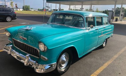 Great Bones: 1955 Chevrolet 210 Station Wagon – SOLD!
