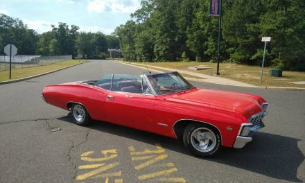 One Year Gone: 1967 Chevrolet Impala SS Convertible Mild Custom – NOW $21,600