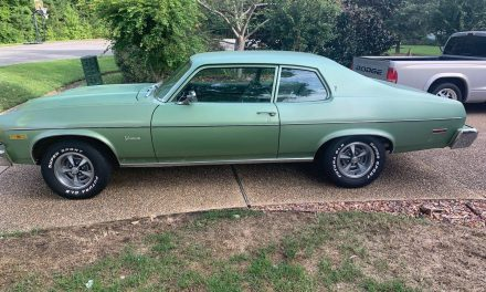NEW! Award 48: 1974 Pontiac Ventura Hatchback – $12,500