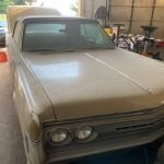One of 577: 1967 Imperial Crown Convertible Project – $15,000