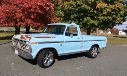 Coyote Pretty: 1974 Ford F100 Short Bed Restomod – NOW $42,000