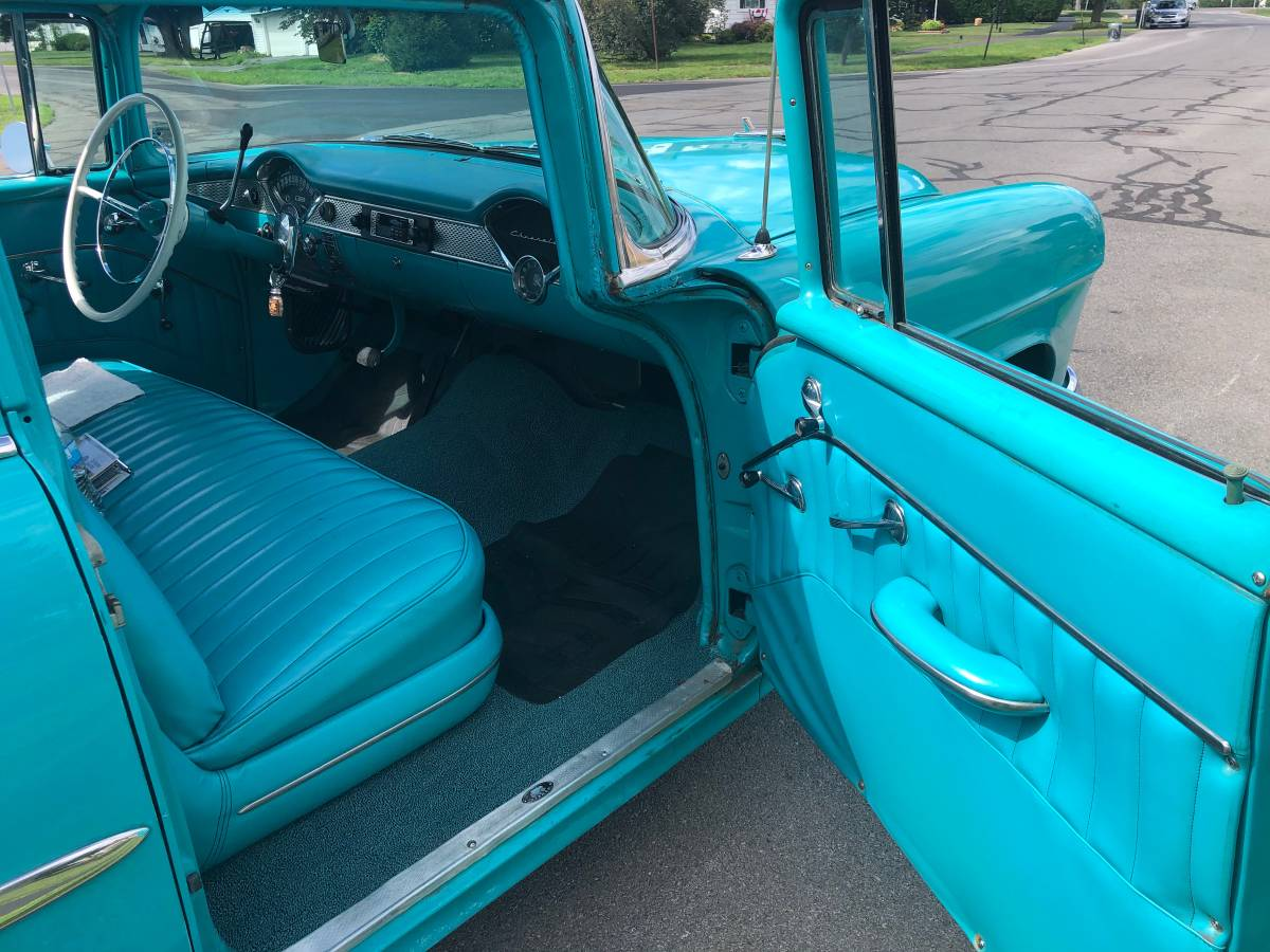 1955 Chevrolet 210 Wagon For Sale   GuysWithRides.com