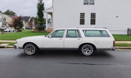 Rational Decision: 1989 Chevrolet Caprice 31K Mile Survivor Wagon – Sold?