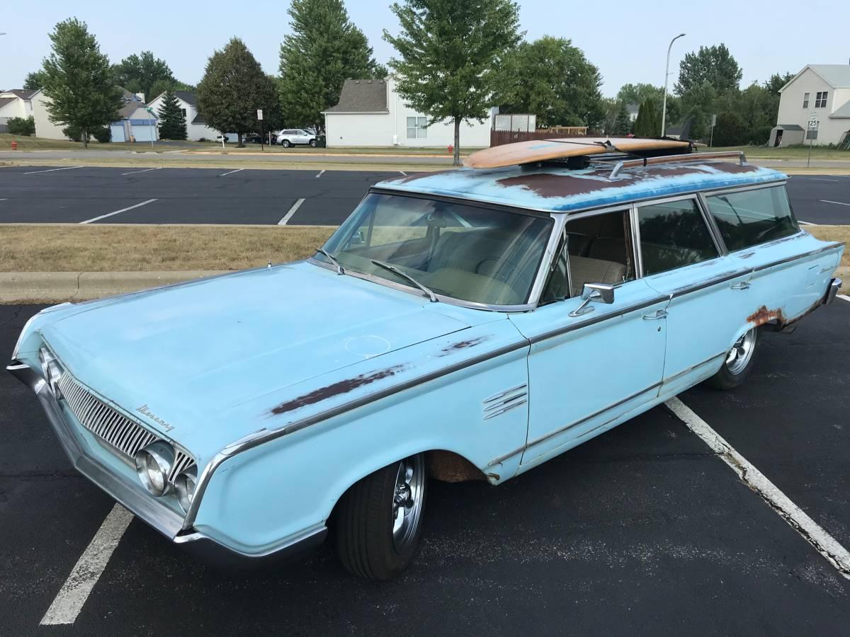Already Sold   1964 Mercury Commuter Station Wagon  U2013 Sold
