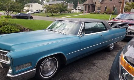 Paint or Patina? 1966 Cadillac Coupe Deville – SOLD!