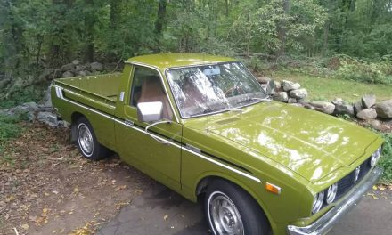 Doppleganger: 1976 Toyota Hilux SR5 58K Mile Survivor – SOLD!