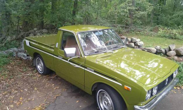 Seven Months Gone: 1976 Toyota Hilux SR5 58K Mile Survivor – NOW $9,995