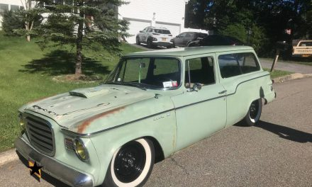 Optimistic Oasis: 1960 Studebaker Lark Wagon – Sold?
