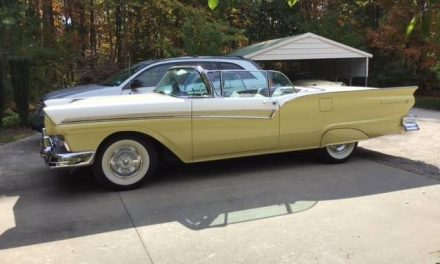 Hide-Away Hardtop: 1957 Ford Fairlane 500 Skyliner – Sold?