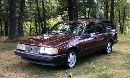 Turbocharged Longroof: 1994 Volvo 940 Turbo – SOLD!