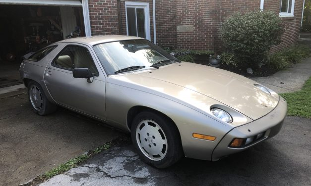 Risky Business: Our $4,000 1985 Porsche 928S Project Car Blog