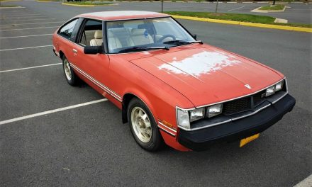Sunburnt Survivor: 1980 Toyota Celica GT Liftback – SOLD!
