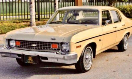 Basic Transportation: 1974 Chevrolet Nova 20K Mile Survivor – SOLD!