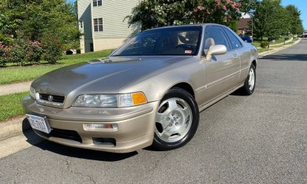 Type II Coupe: 1994 Acura Legend – SOLD!