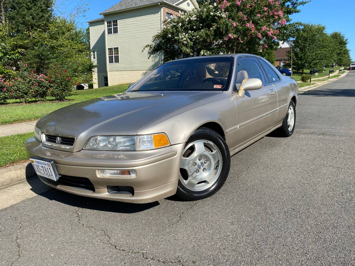 Type Ii Coupe 1994 Acura Legend Sold Guyswithrides Com