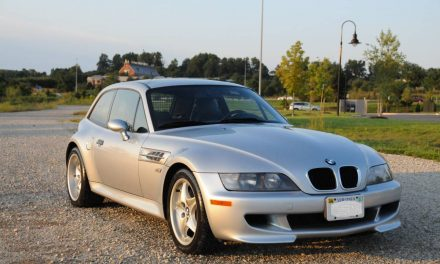 Clown Shoe Classic: 1999 BMW M Coupe – SOLD!