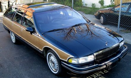 First of the Last:  1993 Buick Roadmaster Estate – SOLD!
