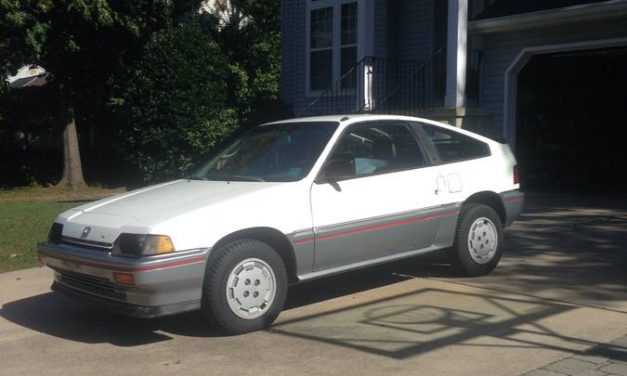 First Gen Survivor: 1985 Honda CRX – $5,200
