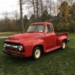 Final Flathead: 1954 Ford F-100 Pickup – $10,500