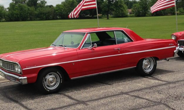 Wanted: 1964 Chevrolet Chevelle Side Mouldings (Not SS!)