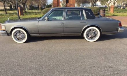 PIMPN77:  1977 Cadillac Seville – SOLD!