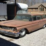 Classifind Cut 41: 1960 Pontiac Safari Six Passenger Roller – $5,700