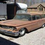 Classifind Cut 41: 1960 Pontiac Safari Six Passenger Roller – $5,700