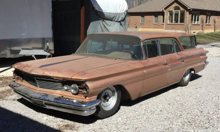 Classifind Cut 41: 1960 Pontiac Safari Six Passenger Roller – Sold?