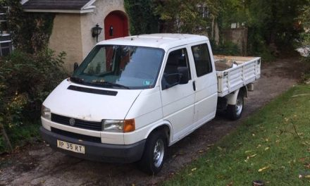 Classifind Cut 2: 1990 Volkswagen T4 Doka – $9,750