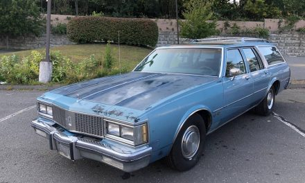 Classifind Cut 3: 1990 Oldsmobile Custom Cruiser – Sold?