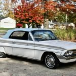 Compact Cutlass: 1962 Oldsmobile F-85 Convertible – $10,500