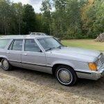 Fox Body Wagon: 1983 Ford LTD Station Wagon – $3,750