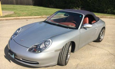 Classifind Cuts 49: 1999 Porsche 911 Cabriolet – SOLD!