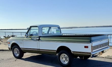 1970 GMC C2500 3/4 Ton Wideside – SOLD FOR $22,000!