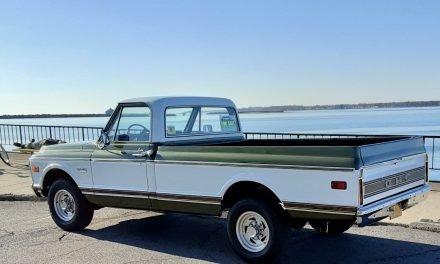 1970 GMC C2500 3/4 Ton Wideside – Make An Offer