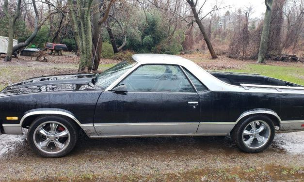 Classifind Cut 13: 1987 Chevrolet El Camino – $8,000