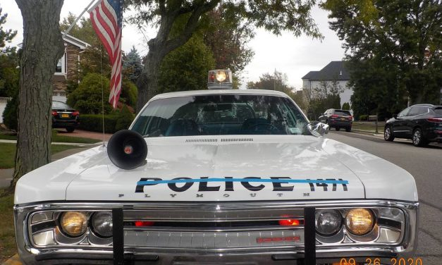 Classifind Cut 20: 1971 Plymouth Fury Police Car Replica – NOW $9,500