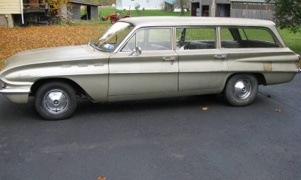 1962 Buick Special Station Wagon – SOLD!