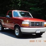 Ranger Replacement: 1996 Ford F150 XL Sport 5-Speed – $6,250