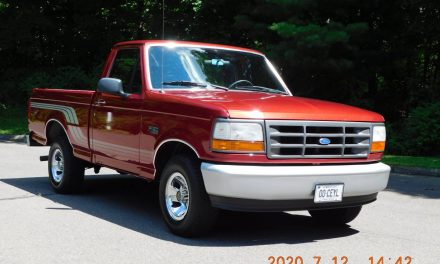 Ranger Replacement: 1996 Ford F150 XL Sport 5-Speed – SOLD!