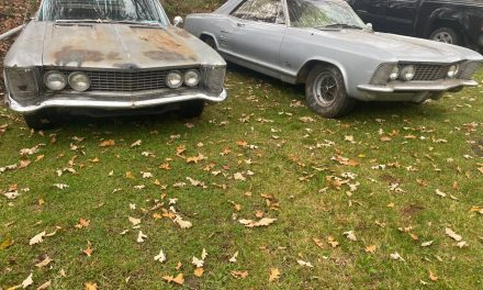 Classifind Cut 31: 1963 Buick Riviera Project Pair – SOLD!