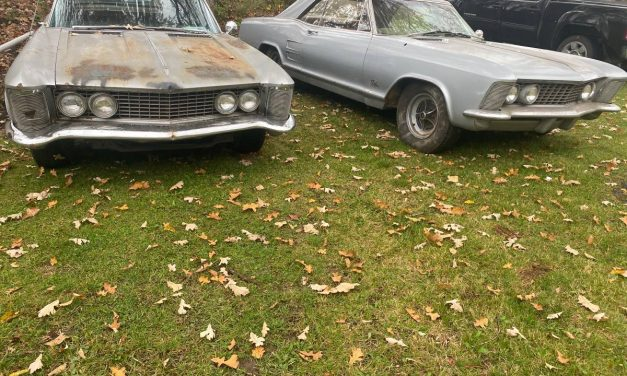 Classifind Cut 31: 1963 Buick Riviera Project Pair – $3,800