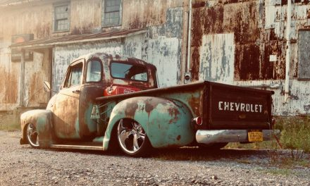 Classifind Cut 14: 1955 Chevrolet 3100 Five Window Restomod – SOLD!