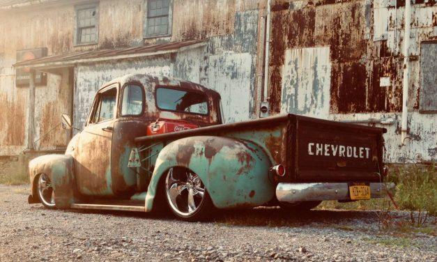 Classifind Cut 14: 1955 Chevrolet 3100 Five Window Restomod – $32,000 OBO