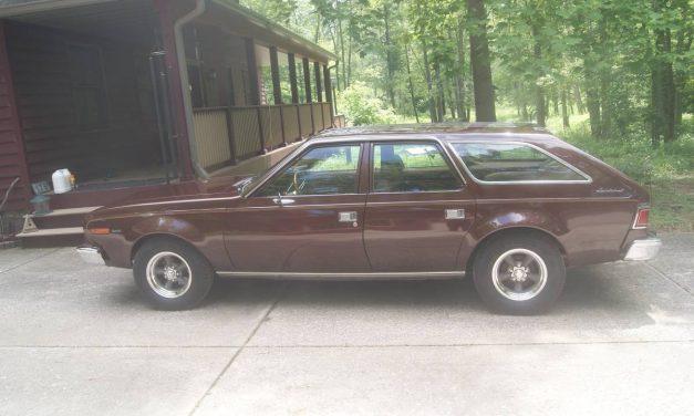 Classifind Cut 16: 1975 AMC Hornet Sportabout – NOW $9,200