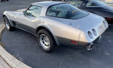 Billboard Model: 1978 Chevrolet Corvette L82/4-Speed – $18,500