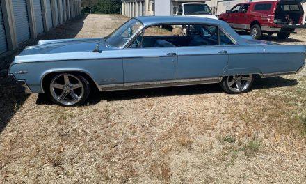 Classifind Cut 32: 1964 Oldsmobile 98 Four Door Hardtop – SOLD!